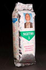 'Ngetwa 3' herbal medicine  Tanzania  2005.