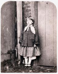 Sarah G Hobson  1860.