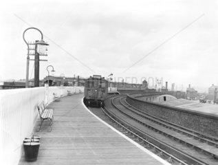 Gladstone dock station  1914.