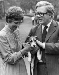Chancellor Geoffrey Howe  March 1980.