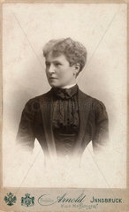 Gabrielle Kroupa  1901.