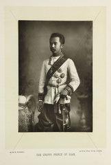 Prince Damrong Rajanubhab  late 19th century.