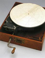 Dotting machine  English  1918-1926.