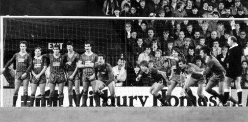 Liverpool  27 December 1983.