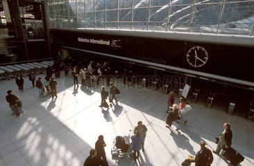 Waterloo International Station  1995