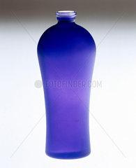 Blue bottle  powder-coated by Azko Nobel  2000.