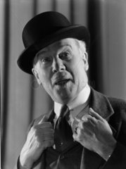 Man in a bowler hat  1949.