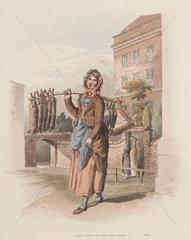 'Rabbit Woman'  1808.