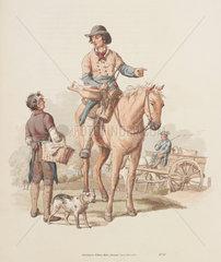 'Butcher'  1808.