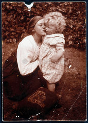Arthur C Clarke aged about 2 years  c 1919.