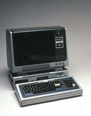 Tandy Radio Shack TRS 80 I personal computer  1980.