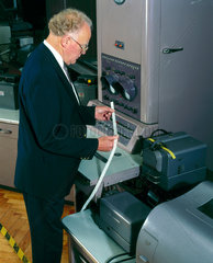 Pegasus computer (1956)  Science Museum  2000.