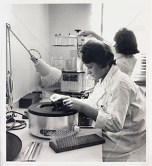 'Drug Testing at Pfizer  Kent'  1962.