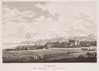 'Krapperup'  Sweden  1817.
