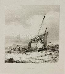 Fishing boat  1829.