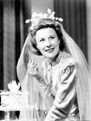Bride  c 1949.