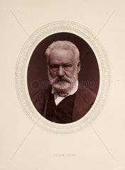 'Victor Hugo'  1877.