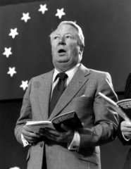 Edward Heath  Conservative Conference  Blackpool