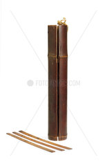 Chien Tung sticks  China  1800-1920.