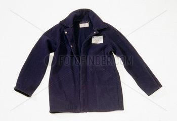 Blast furnace worker's jacket  1981.
