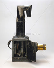 Magic lantern  c 1830.