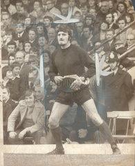 Jimmy Hill  British footballer  17 September 1972.