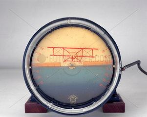 German artificial horizon by Anschutze.