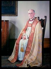 'Archbishop of Canterbury'  c 1943.
