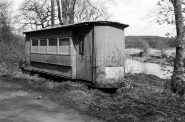 Converted carriage  1967.