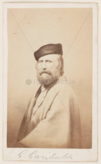 Garibaldi  c 1865.