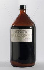 Two litre bottle of Mist Bismuth Sed N F  1939-1970.
