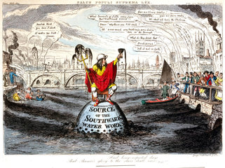 'The welfare of the people is the supreme law'  1832.