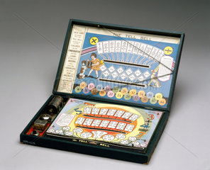The 'Tell Bell' educational game  English  1928-1932.