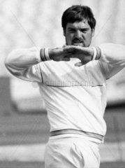 Mike Gatting  July 1986.