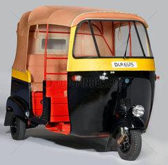 Autorickshaw  India  1982.
