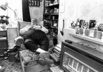 Cyril Smith  British politician  May 1988.