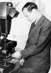 Hans Mahl  1936.