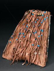 Medicine man's bag  Africa  1880-1930.