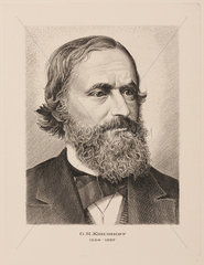 Gustav Kirchhoff  German physicist  mid-19th century.