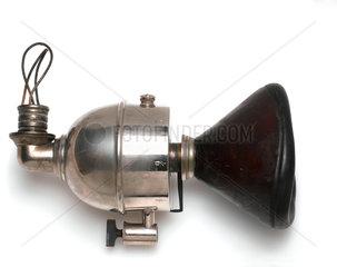 Clover portable ether inhaler  1877-1910.