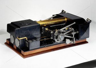 Engine from HMS 'Prince Albert'  1864.
