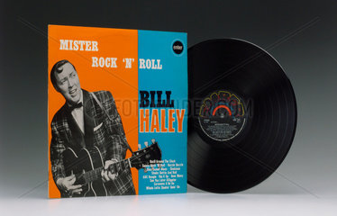 LP 'Mister Rock 'n' Roll'  Bill Haley and the Comets  Ember Records  1969.