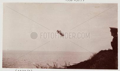 Airship  c 1918.