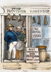'Food'  c 1845.
