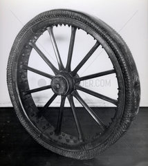 Thomson's pneumatic tyre  1845.