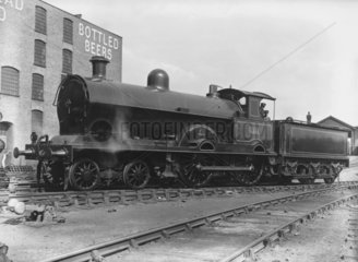 LNWR locomotive.