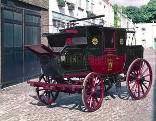 Royal Mail Coach  1827.