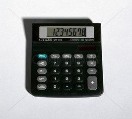 Citizen MT-814 calculator  1996.