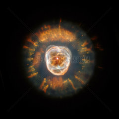 Hubble Reopens Eye on the Universe  2000.