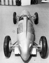 Auto-Union racing car  Deutches Museum  Germany  c 1934-1935.